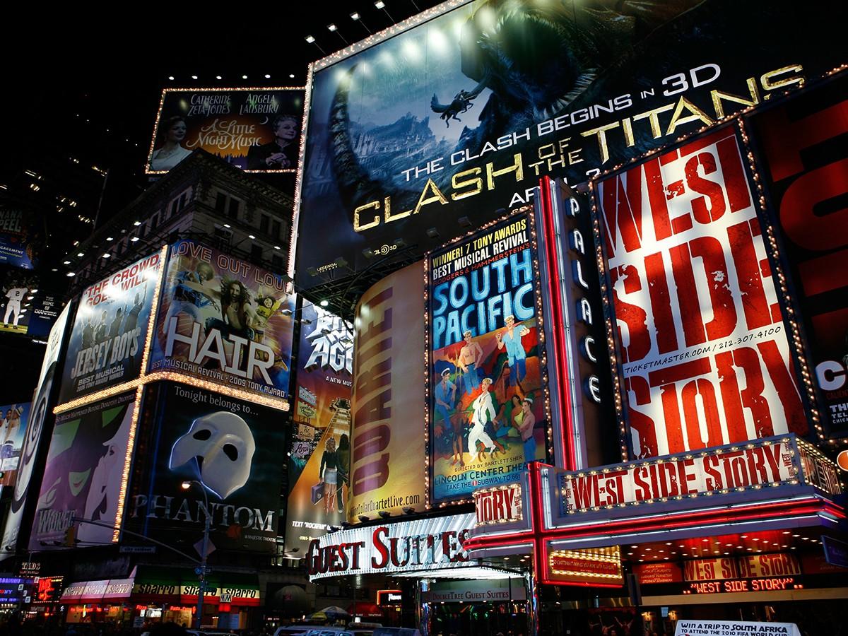 Broadway - NYC, New York