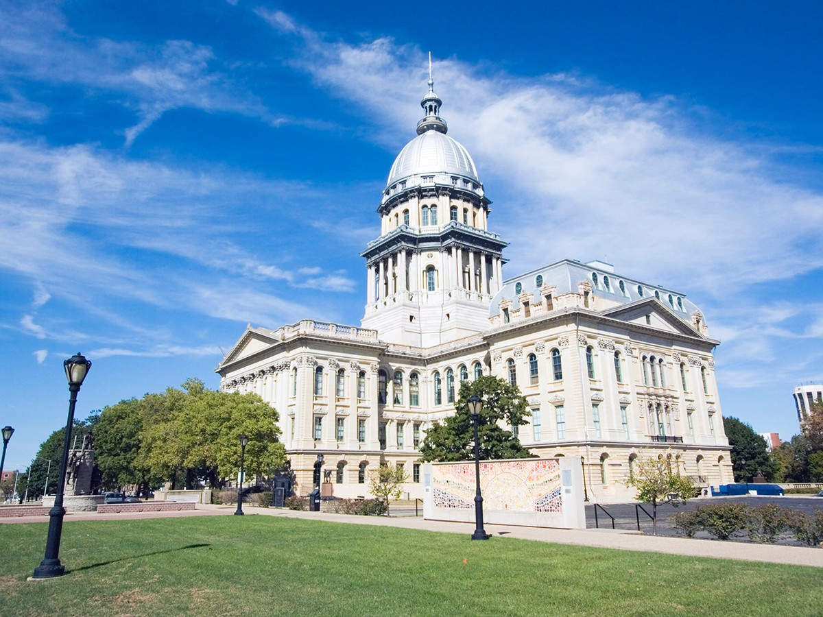 Landmark Springfield Il >> Springfield, Illinois - WorldStrides Educational Travel