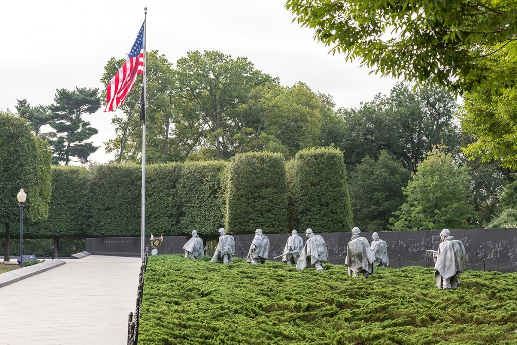 Christian Discoveries Korean War Memorial