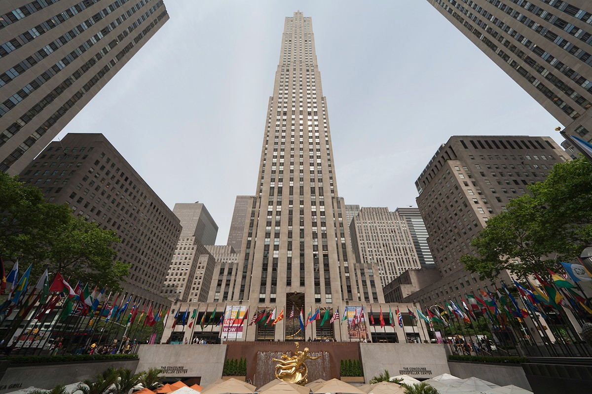 Christian Discoveries Rockefeller Center