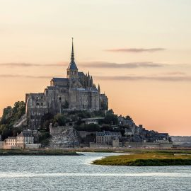 Mont Saint-Michel - Normandy, France