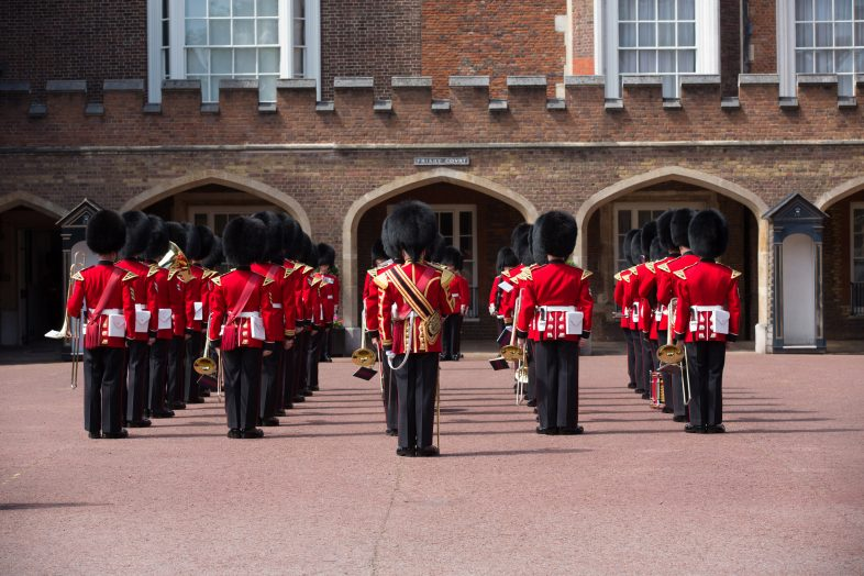Changing of the Guard London