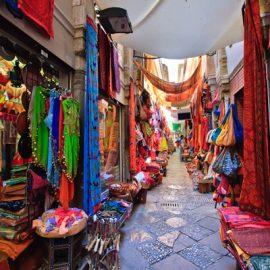 Granada Spain Market