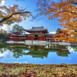 Byodo-in Temple. Kyoto