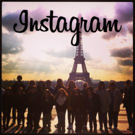 WorldStrides Instagram