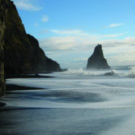 Black Sand Beaches Iceland