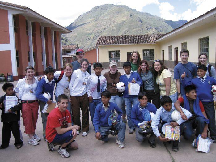 LEAP Costa rican school visit - Costa Rica