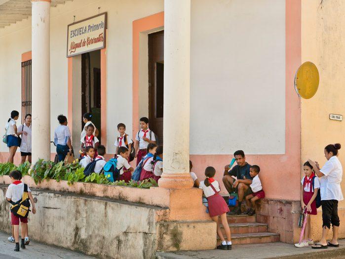 LEAP Cuban School Visit