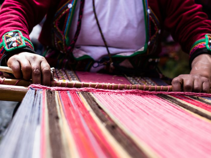 LEAP Weaving Culture