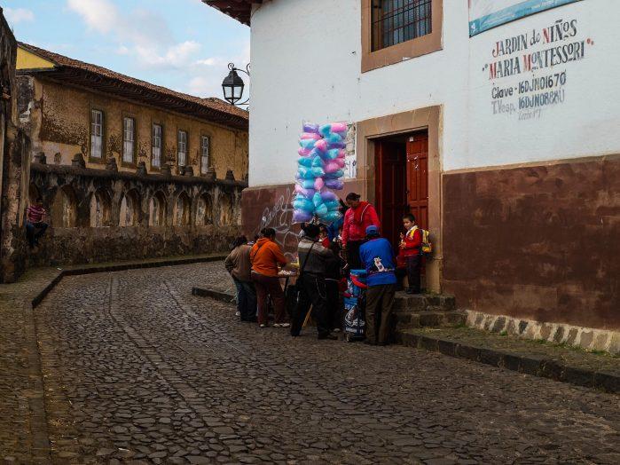 Mexican School Visit