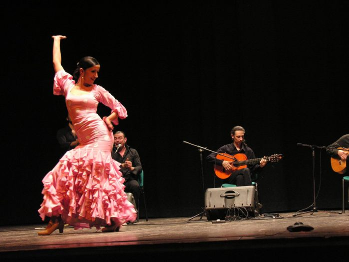 Seville Flamenco Dancer