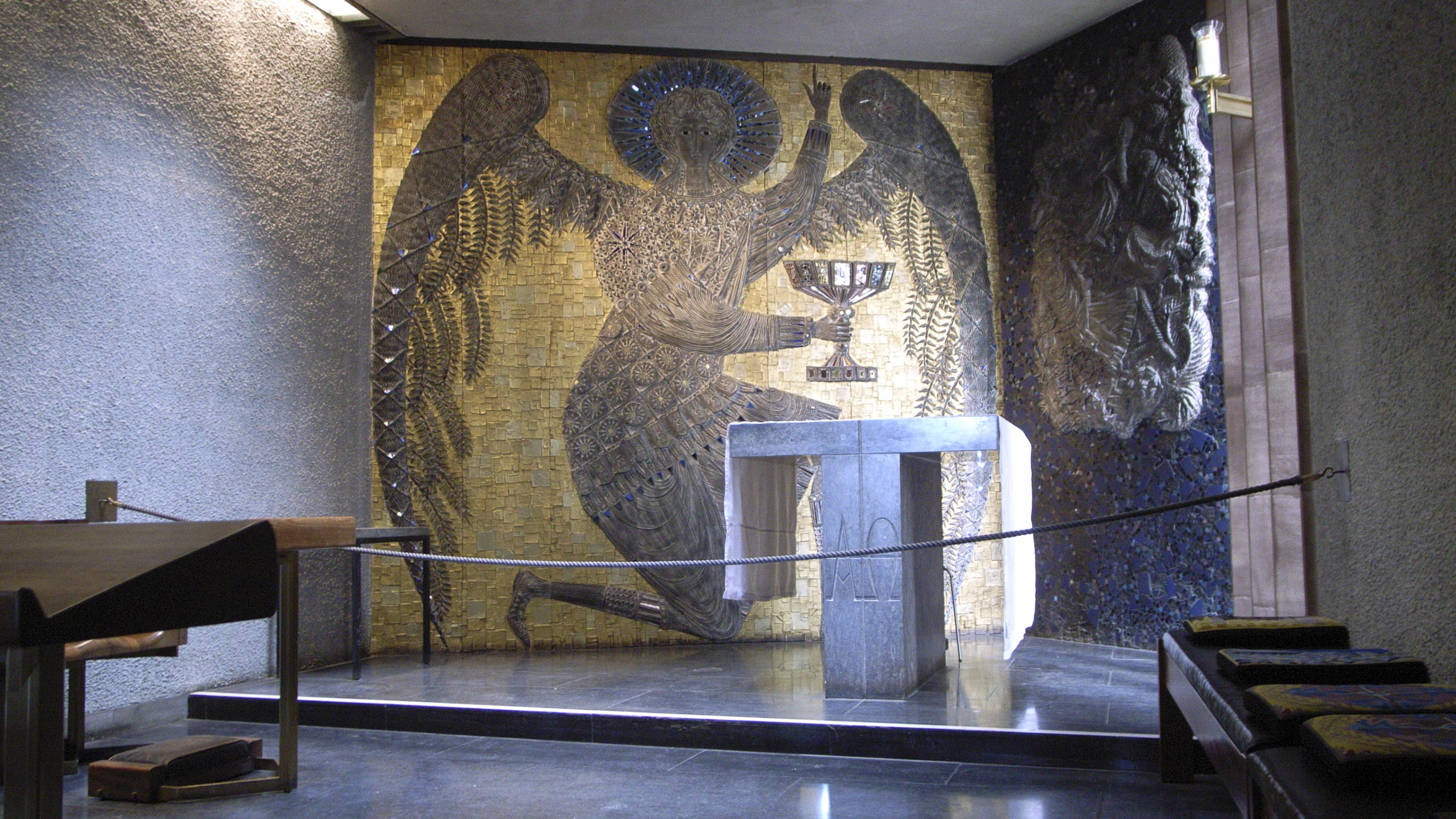 Coventry Cathedral Gethseman Chapel