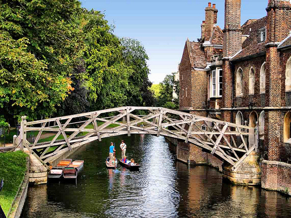 Mathematical Bridge, Cambridge