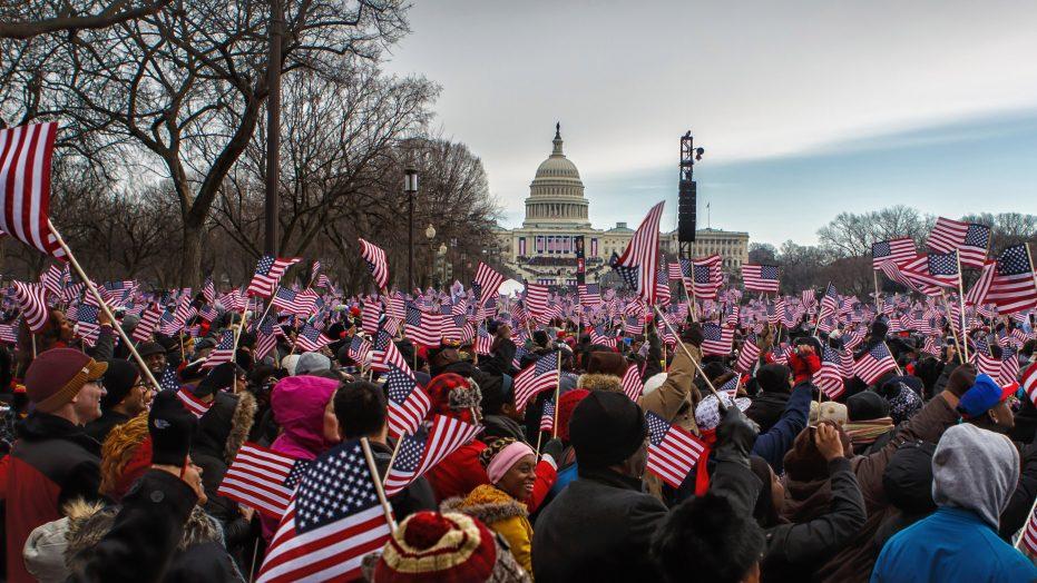 Presidential Inauguration, Washingon DC