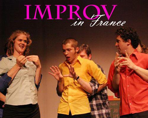 Improv in France