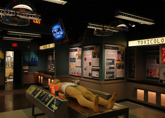 Crime and Punishment Museum