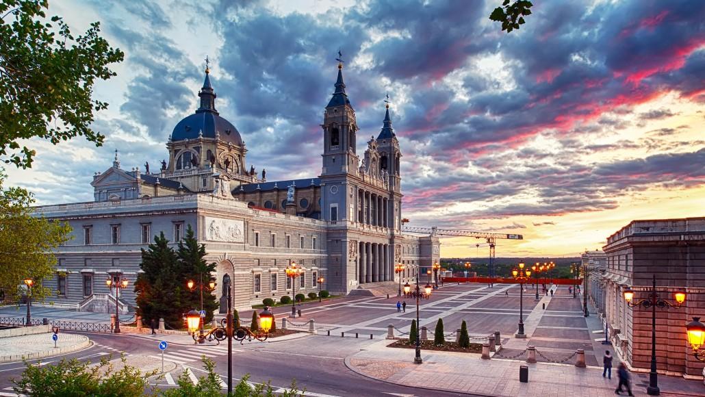 La Almudena Madrid
