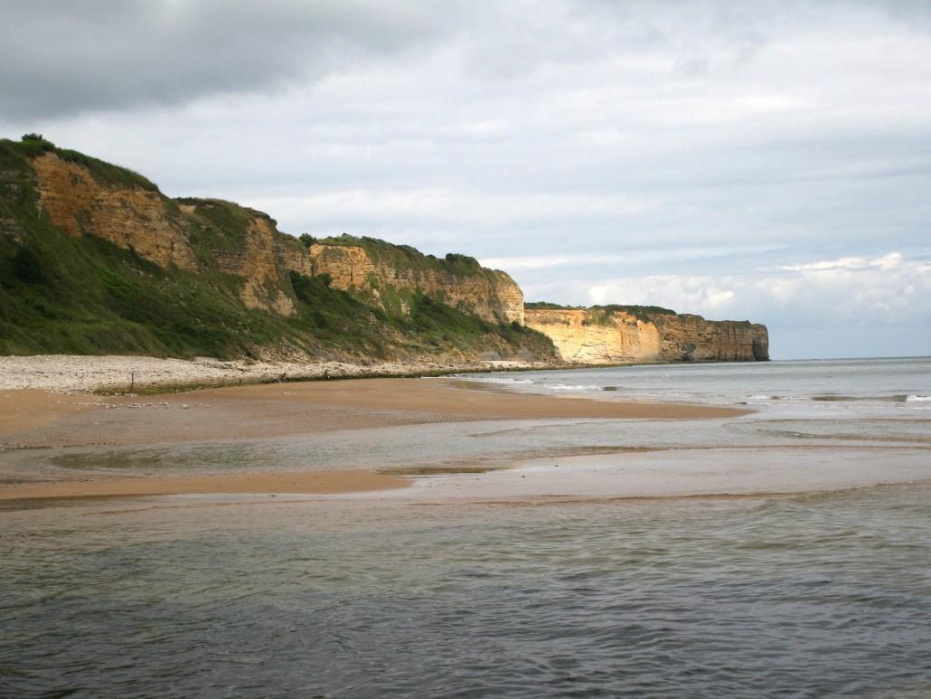 Normandy Landing Beach, France