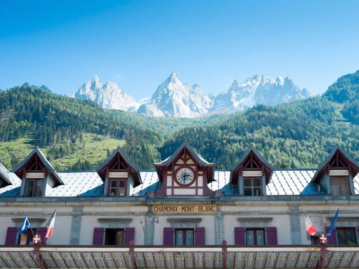Chamonix France Mont Blanc