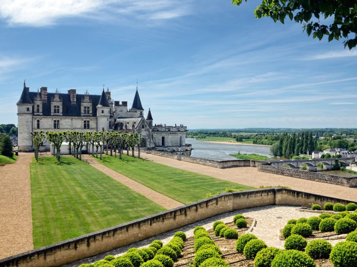 Chateau Amboise Loire Valley France