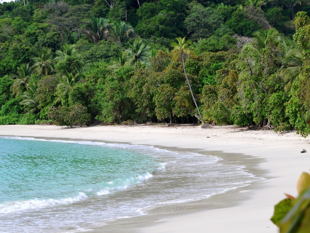 Costa Rica Manuel Antonio Beach