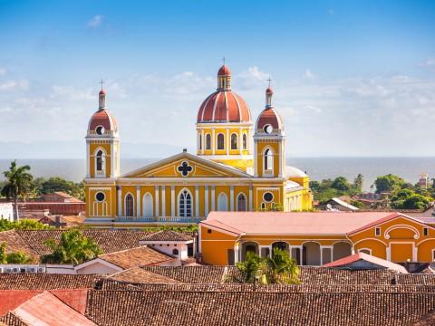 Granada Cathedral Nicaragua small file