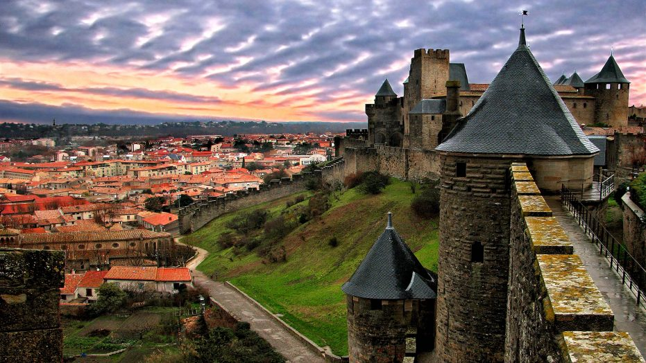 Carcassone Fortress