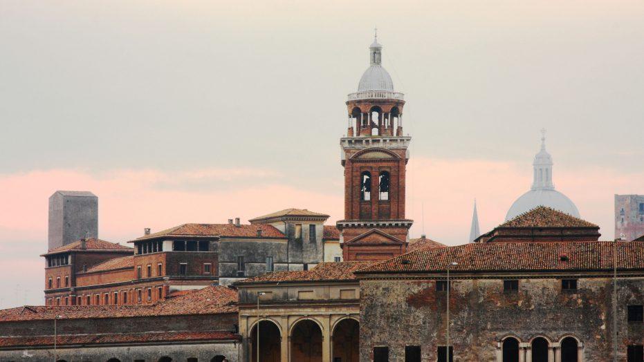 Mantua Italy Cityscape