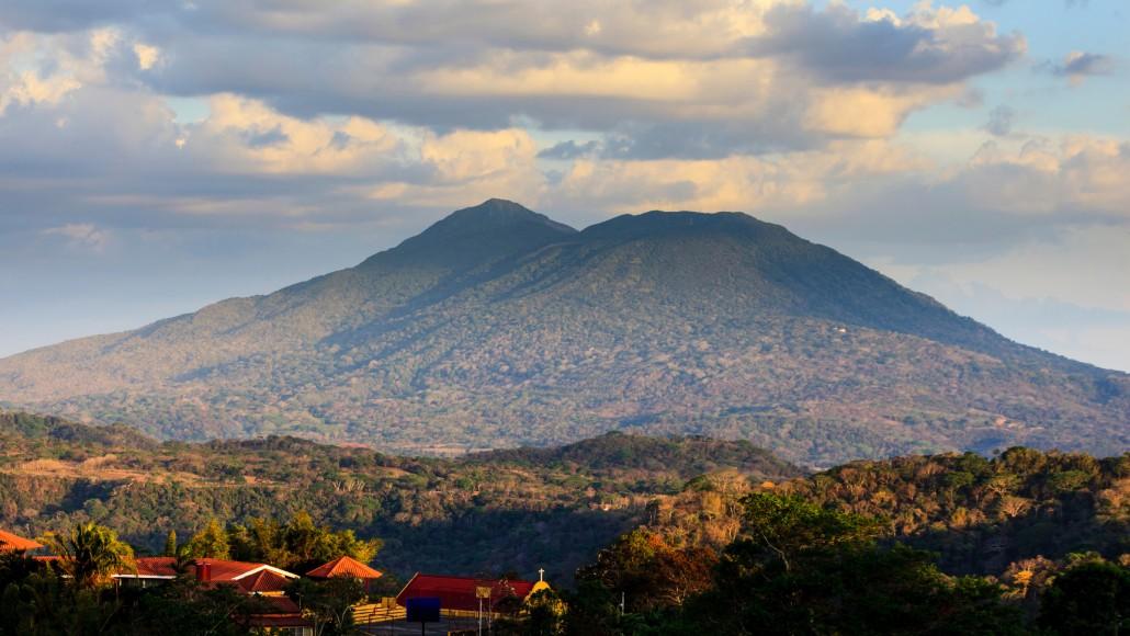 Mombacho Volcano Costa Rica Nicaragua