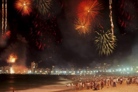 Rio de Janiero New Year's