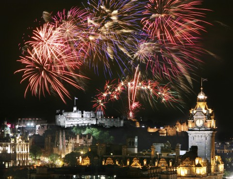 Scotland New Year's Eve