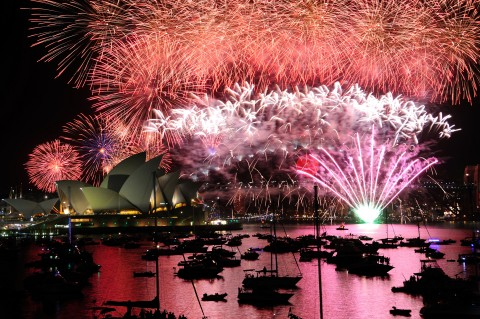 Sydney, Australia New Year's