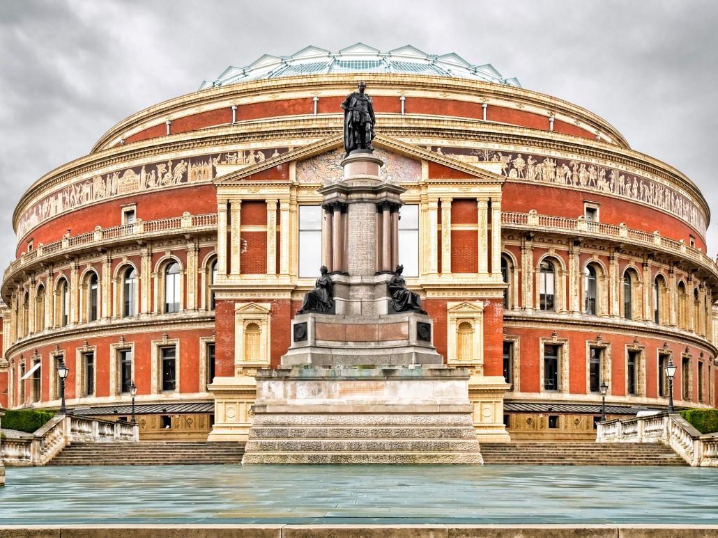 London Theatre Royal Albert Concert Hall