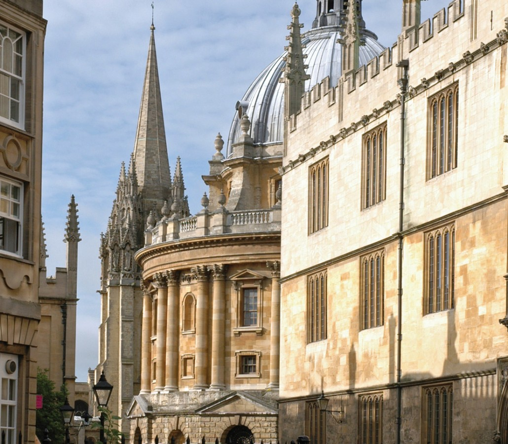 Tudor History Tour - Oxford
