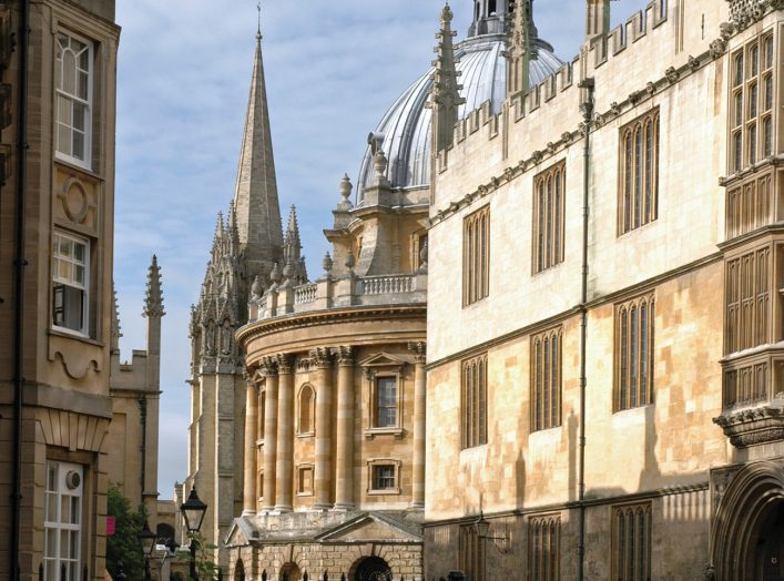 Tudor History Tour - Oxford