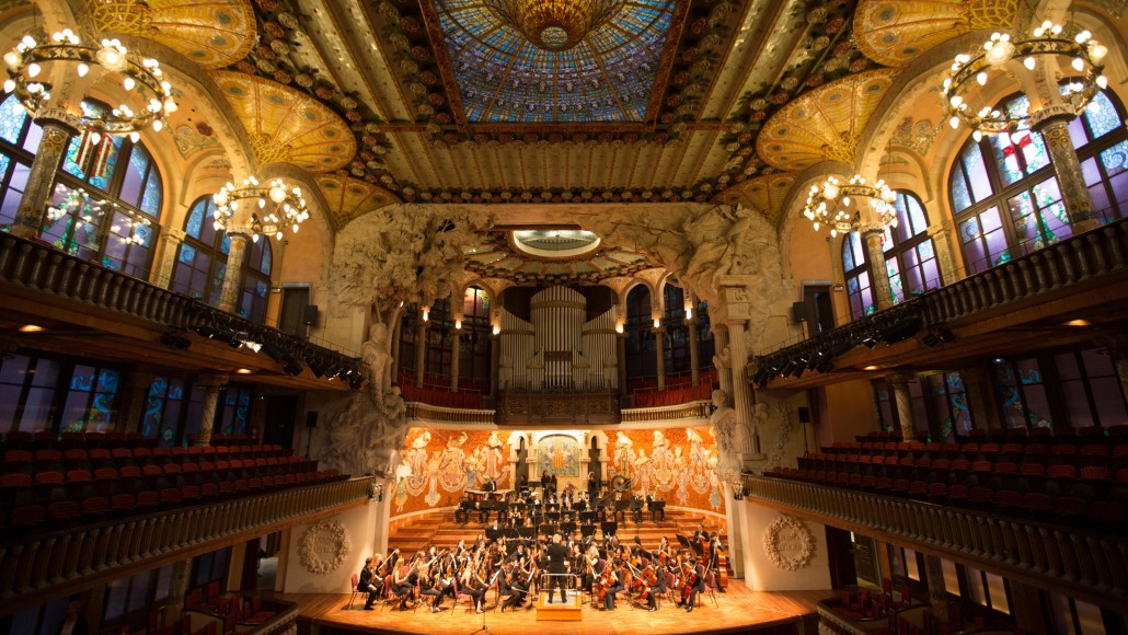 Palau de la Musica Catalana Heritage Music Festival