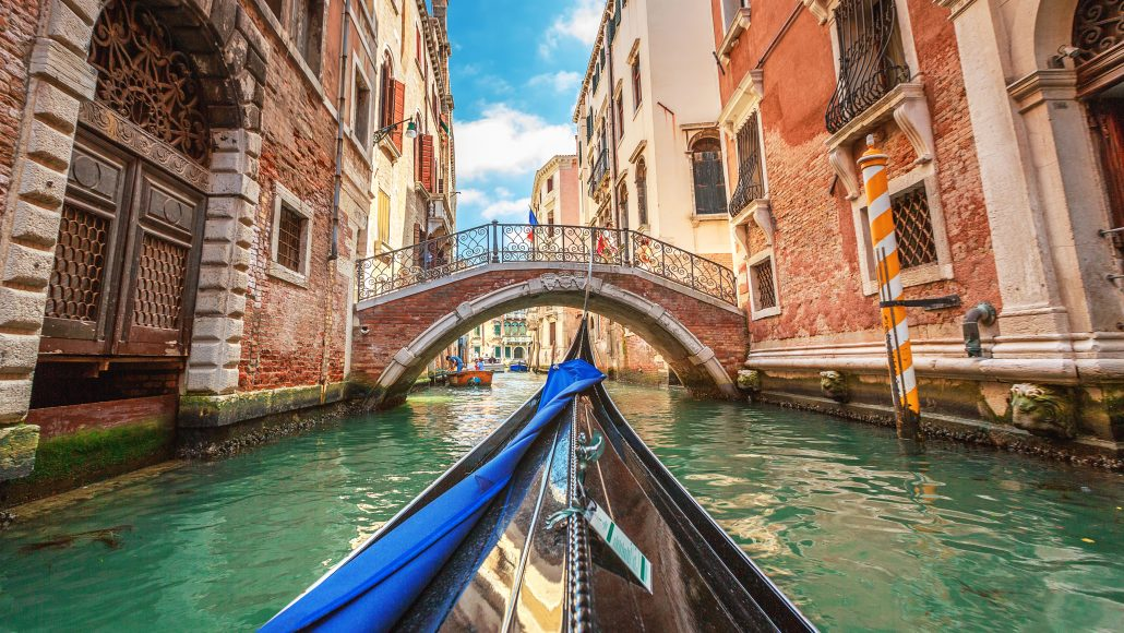 Teachers can visit Venice, Florence and Rome with your students.