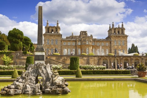 Blenheim Palace Oxford CBL