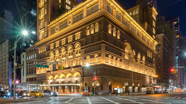 Carnegie Hall OnStage Hero