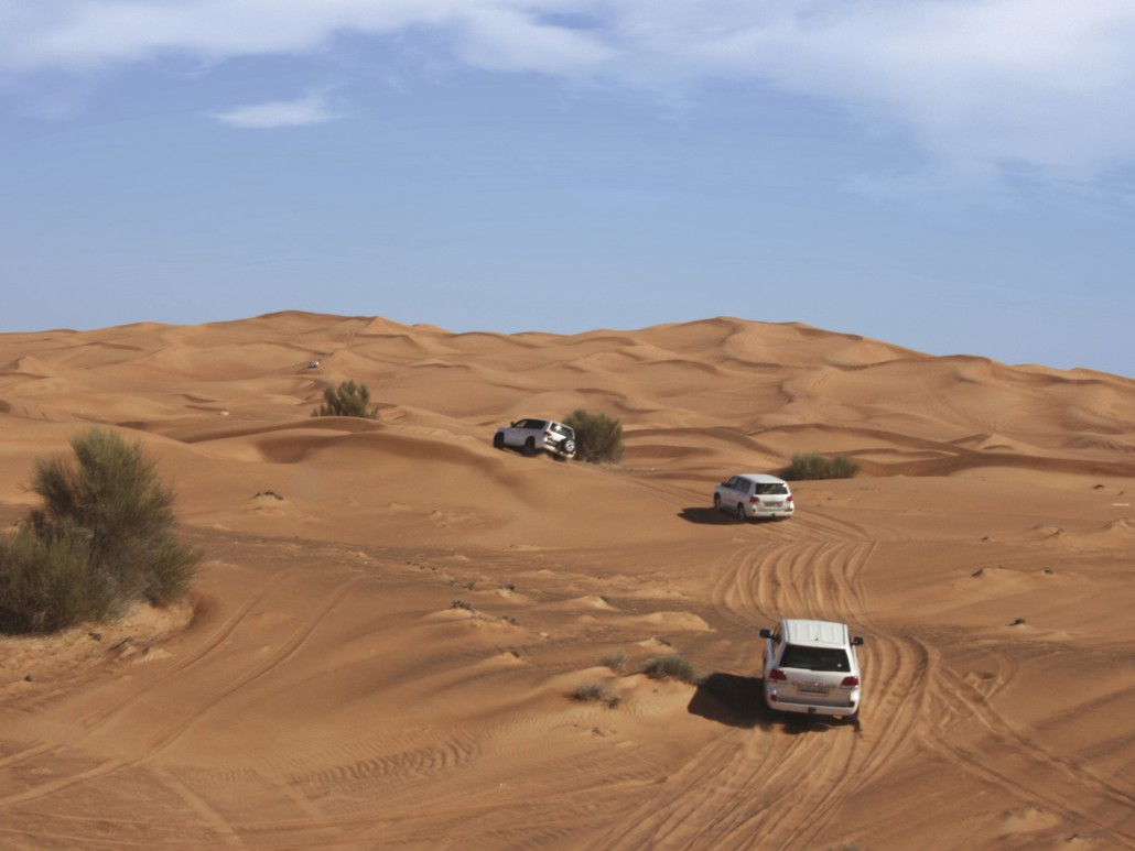 Dubai Desert Safari CBL