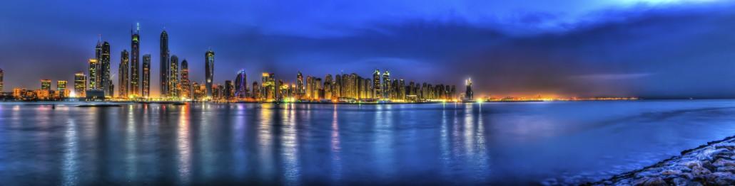 Dubai Panorama CBL