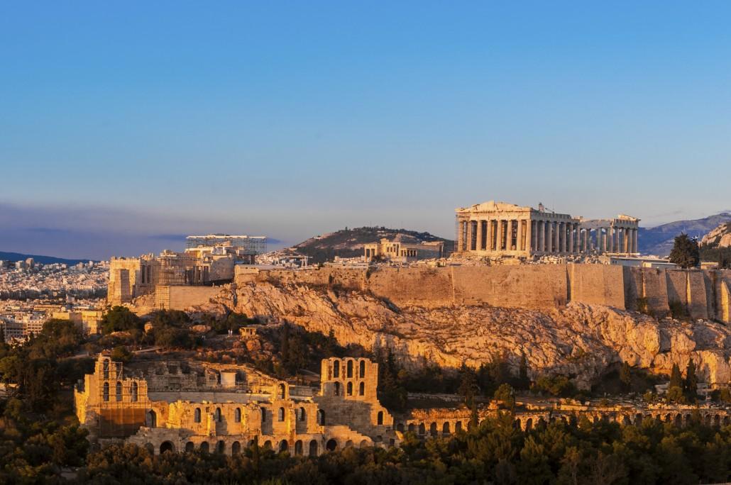 Greece Excel