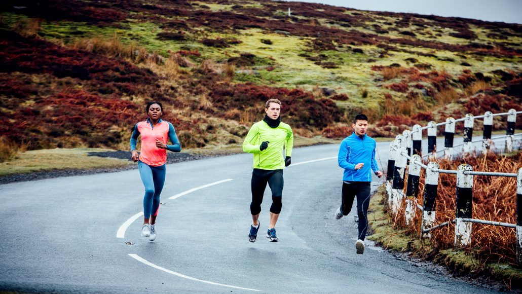Travel to the United-Kingdom for challenging Cross Country Running Competition