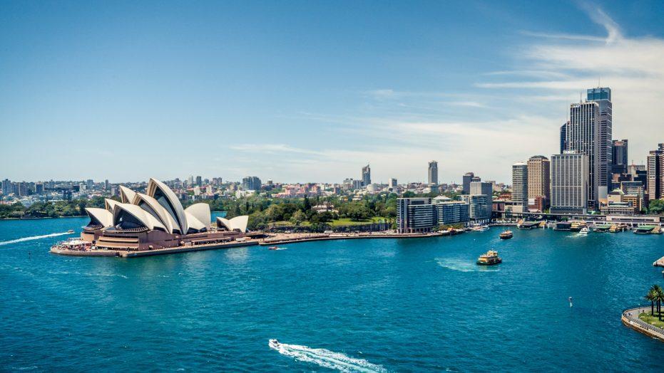 Sydney Opera House - Honors Performance Series - Australia