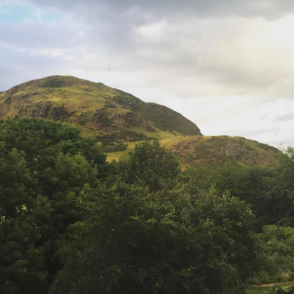 Arthur's Seat Edinburgh, Scotland