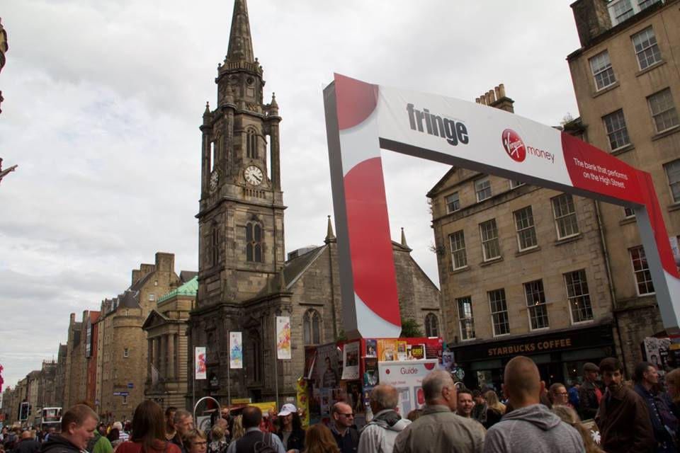 Edinburgh Scotland Festival Fringe