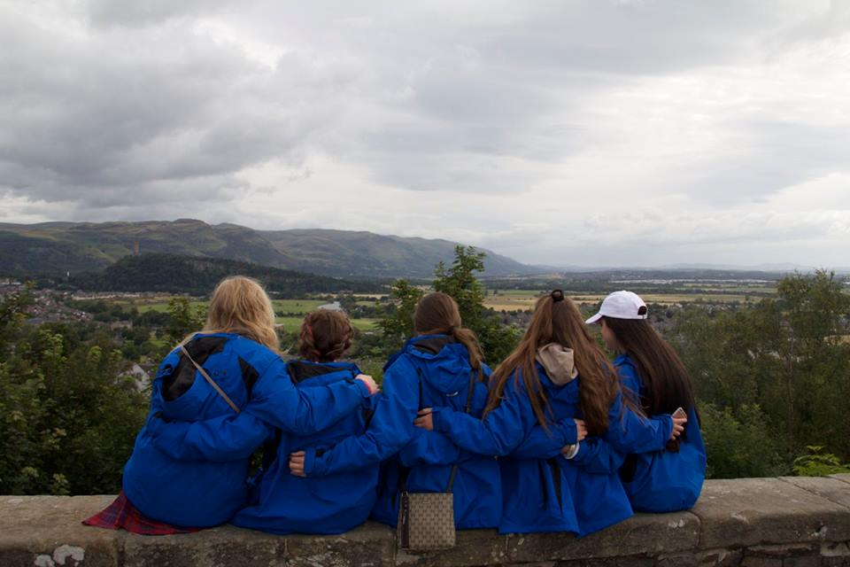AHSTF 2016 Stirling Castle