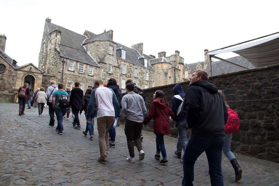 AHSTF 2016 Stirling Castle
