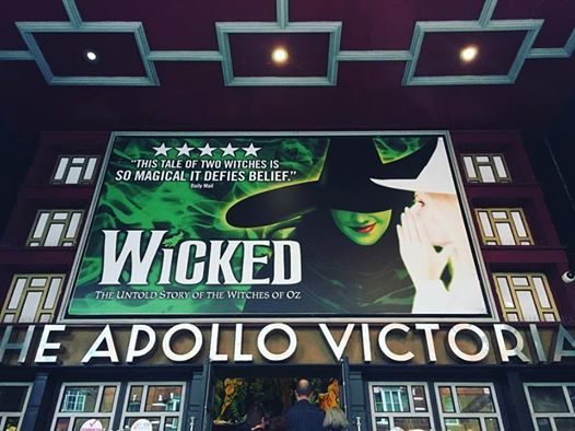 Wicked on West End AHSTF