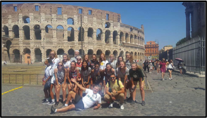 Italy Soccer Tour - Rome